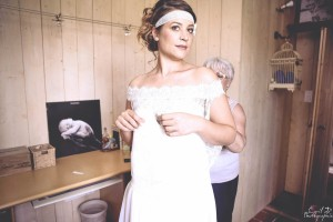 Mariage Sarrians préparatif