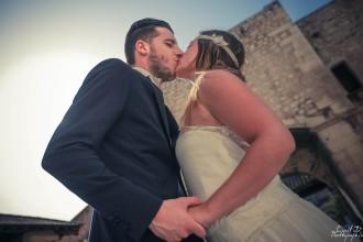 Mariage Pernes Les Fontaines photos de couple