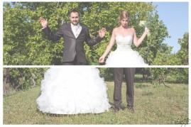 Mariage Jardin de Lindanes Althen Des Paluds