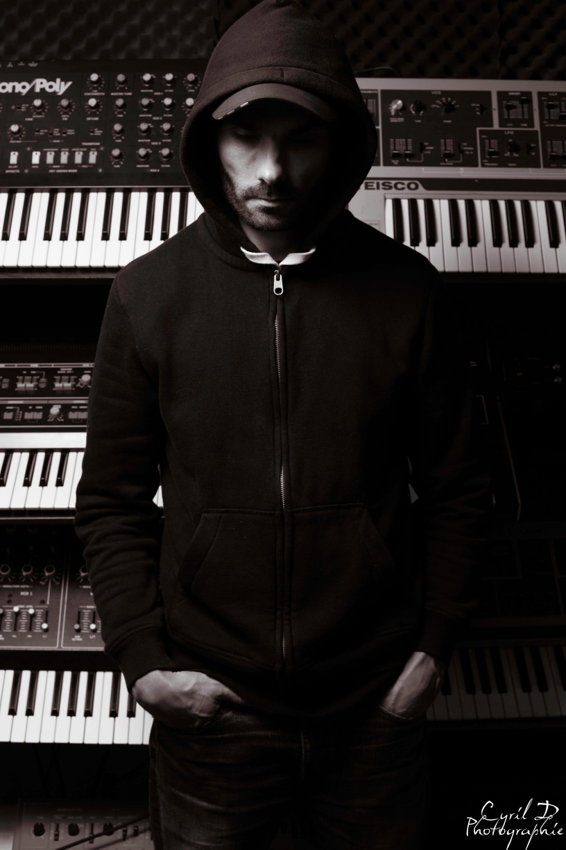 Shooting DJ Paul Nazca Label Scandium