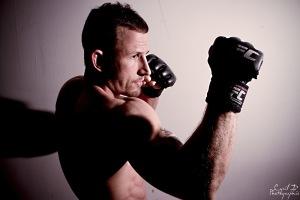 Shooting Samy Schiavo UFC Bushido Academy